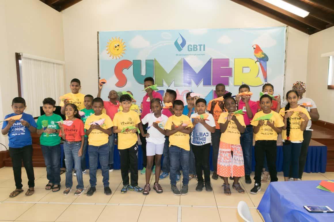GBTI Hosts Summer Camps