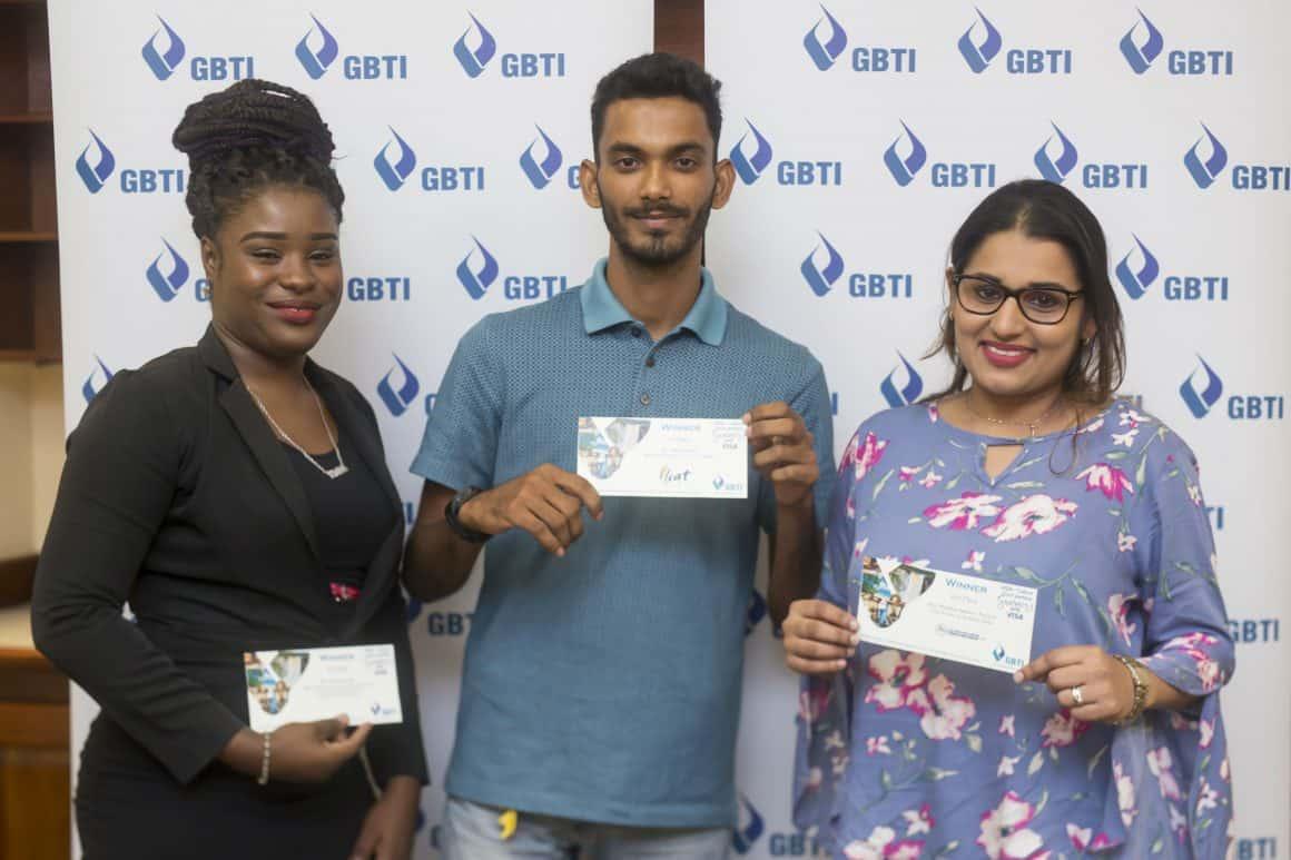 GBTI rewards VISA Card Customers in Summer Promotion