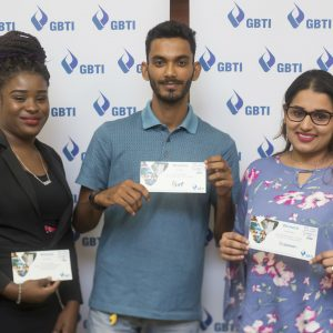 GBTI rewards VISA Card Customers in Summer Promotion
