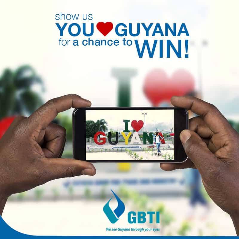GBTI hosting 50 REASONS TO LOVE GUYANA SOCIAL MEDIA CONTEST – In observance of 50th Republic Anniversary