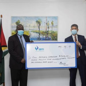 GBTI accumulates $3.5M in St Vincent Relief effort